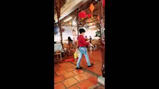 Hot boy 10 tuổi Bình Dương - Trống lắc tay - Nghệ thuật đường phố #1