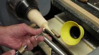 Woodturning - Finials - A Basic Introduction #1