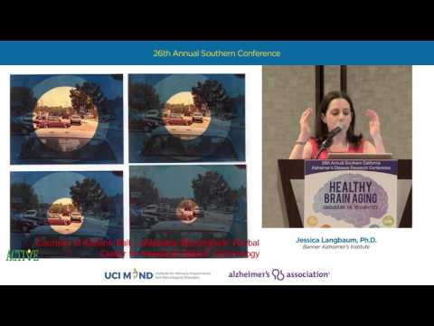 "Jessica Langbaum - ""Cognitive Training Interventions for Delaying Cognitive Decline"""