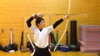 学生弓道部の射です。評価して頂けたら嬉しいです。 thumbnail