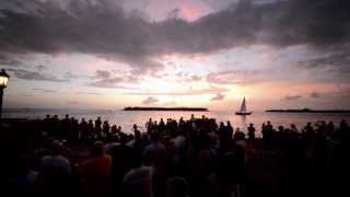 Mallory Square Sunset Celebration- Key West, Florida