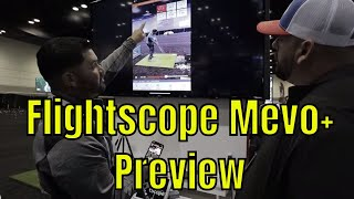 Flightscope Mevo+ Features and Simulation Gameplay