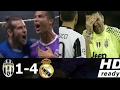 Cuplikan Gol Juventus vs Real Madrid 1 4 Final Liga Champions 2017