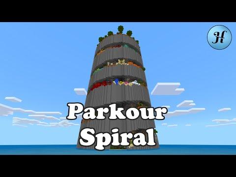 Parkour Spiral Trailer