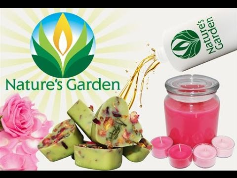 natures garden candles review - Natures Garden Candles