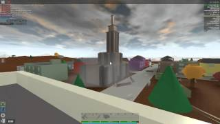 Kin Tower Exploding [ROBLOX]