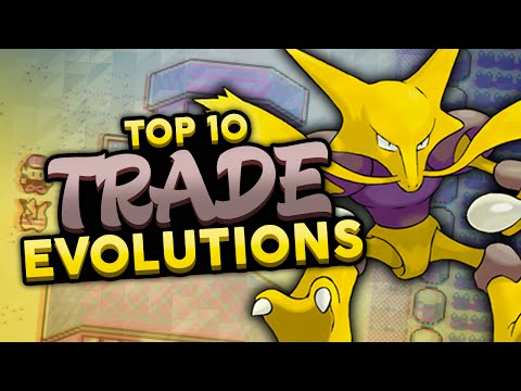 Top 10 Best Trade Evolutions w/ Woopsire!