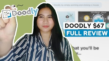 """Doodly $67 Full Review  - """"Make videos in minutes?"""""""