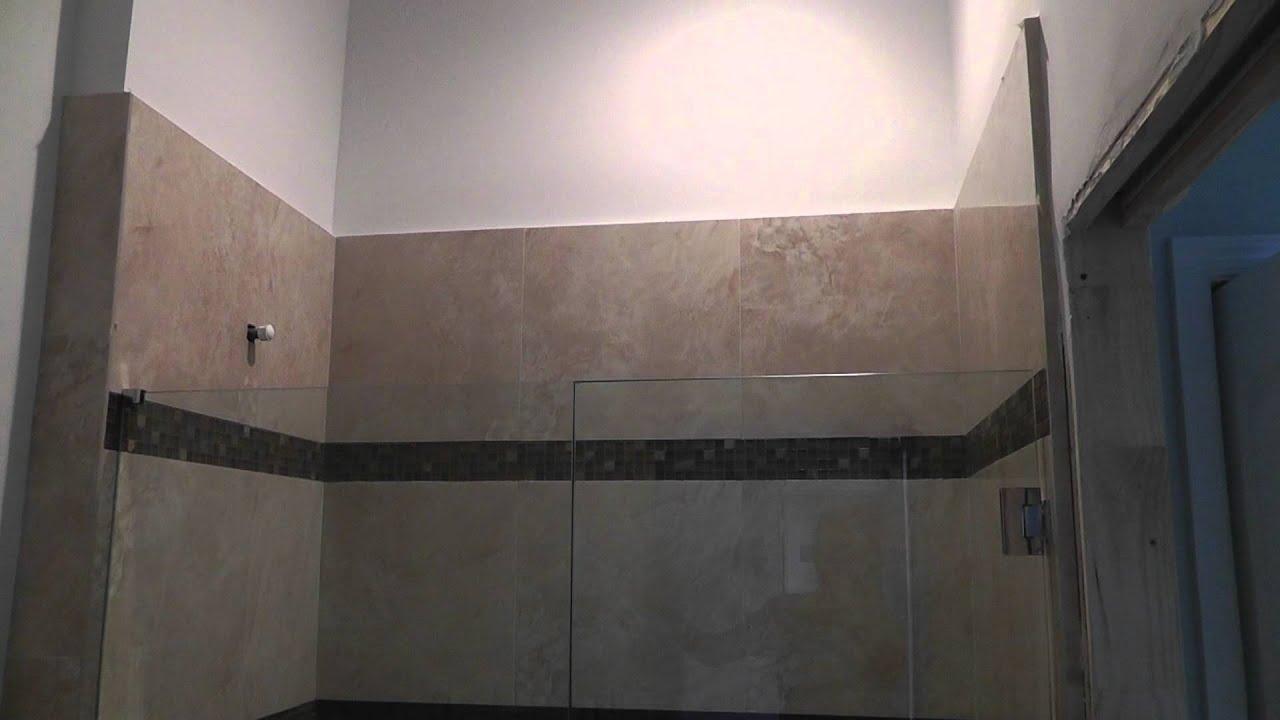 Frameless Shower Door Delray Beach Fl Youtube