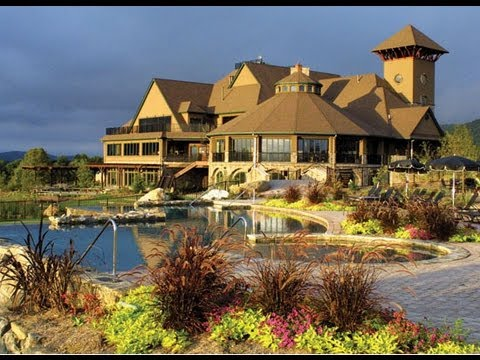 Crystal Springs Resort.
