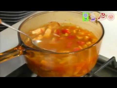 ตำรับอาหารไทยออนไลน์ฯ - แกงขนุนอ่อน (ภาคเหนือ)