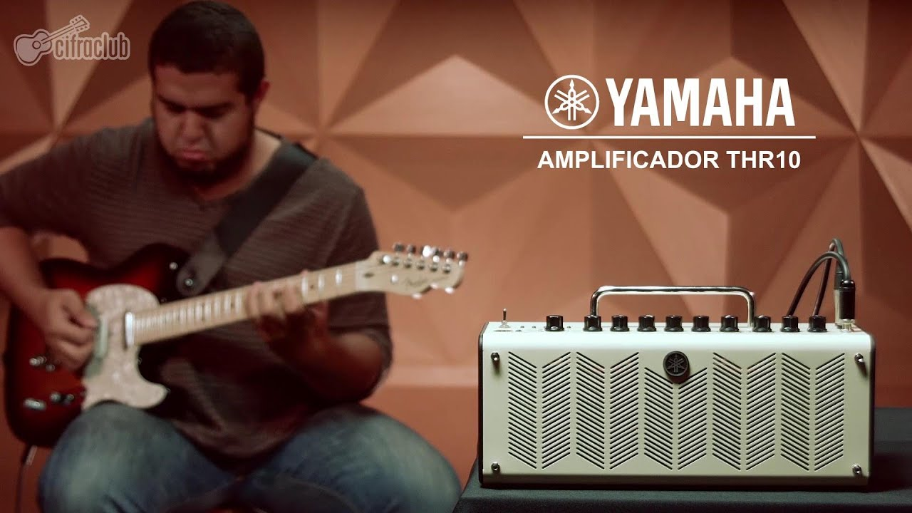 Yamaha review amplificador thr10 youtube for Yamaha thr10 review