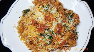 Chinese Dum Biryani Recipe|How To make Chinese Biryani|Chicken Chinese Biryani