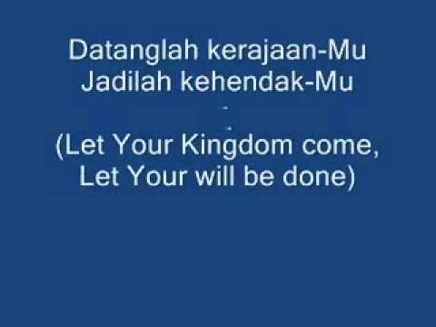 Lagu Rohani - Bapa Kami (Our Father) - The Vine