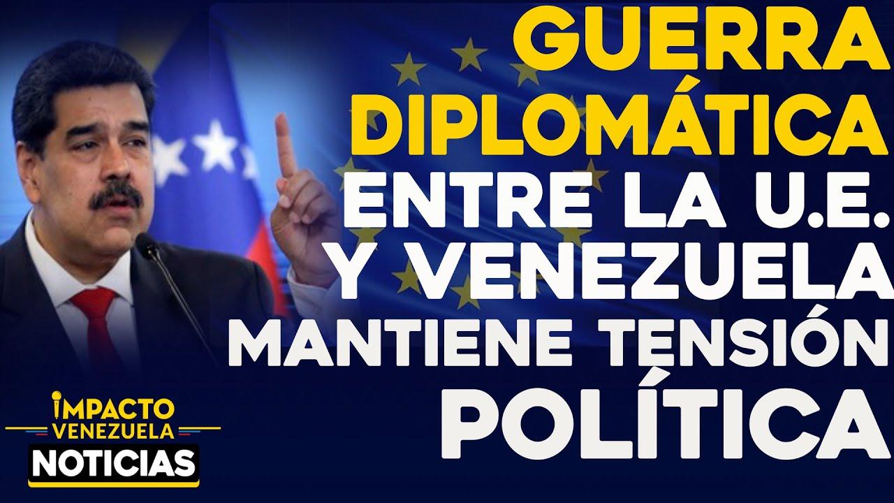 Guerra diplomática entre la UE y Vzla mantiene tensión política   🔴 NOTICIAS HOY febrero 26, 2021