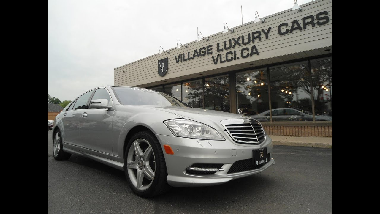 2010 mercedes benz s550 4matic in review village luxury for Mercedes benz s550 4matic 2010