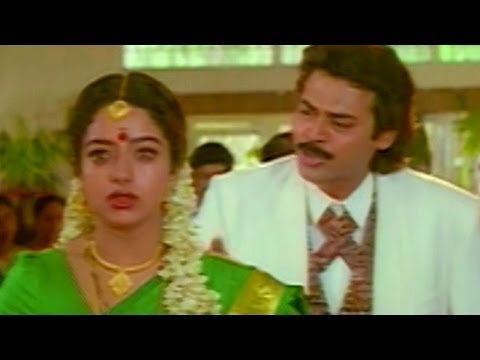 Pavitra Bandham Movie || Venkatesh Emotional Talking Scene ||Venkatesh,Soundarya