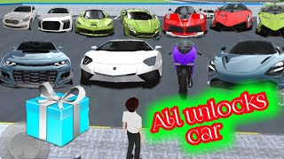 All Unlock Car/lemborghini unlock car/android iOS game//# 28 gameplay screenshot 5