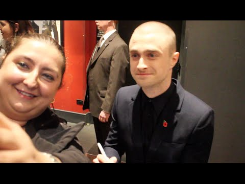 Daniel Radcliffe, James McAvoy, Paul McGuigan talk 'Victor Frankenstein'