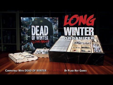 Long Winter Organizer Product Tour