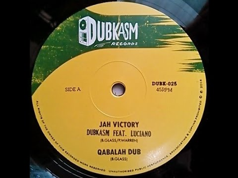 Dubkasm feat. Luciano - Jah Victory