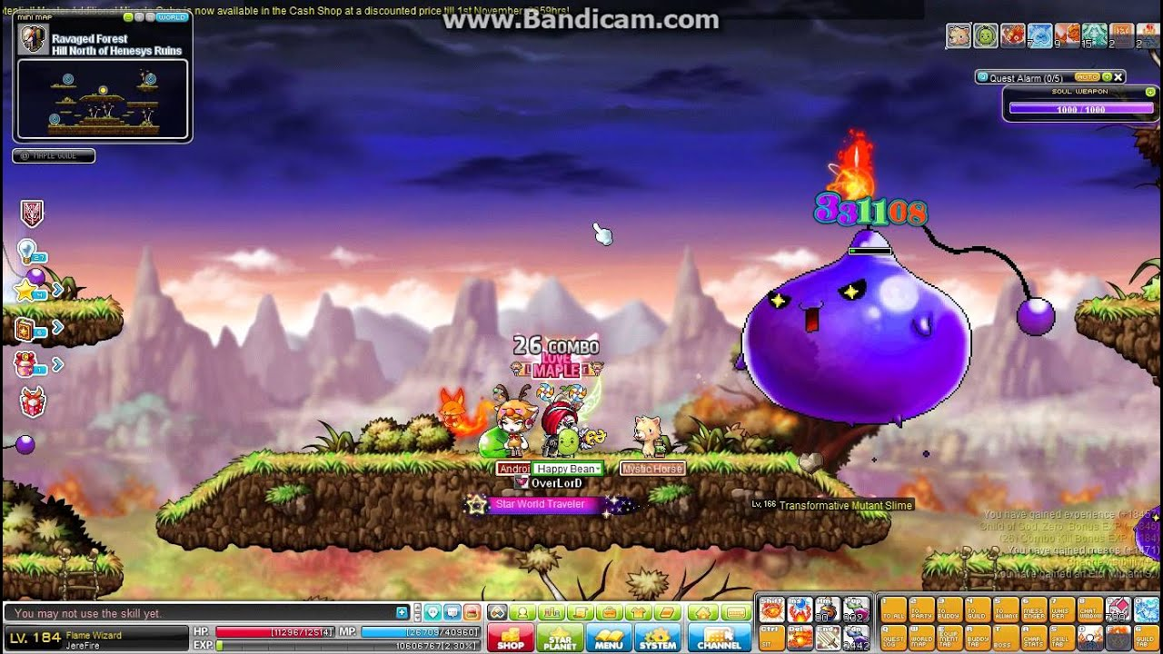 how to change resolution in maplestory