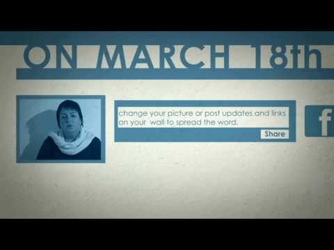 The March 18 Movement - Bloggers should not be killed