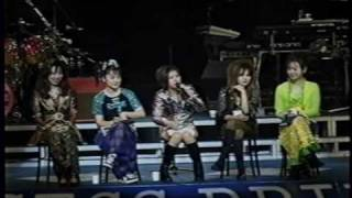 During their 1996 concert tour, I went to their show in Aomori. Dur...