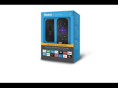 Roku Express | Easy High Definition (HD) Streaming Media Player - 5 Star Review