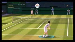 EA SPORTS グランドスラムテニス(モーションプラスなし)