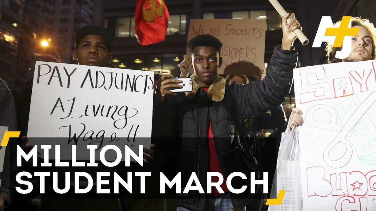 Million Student March Against Student Debt