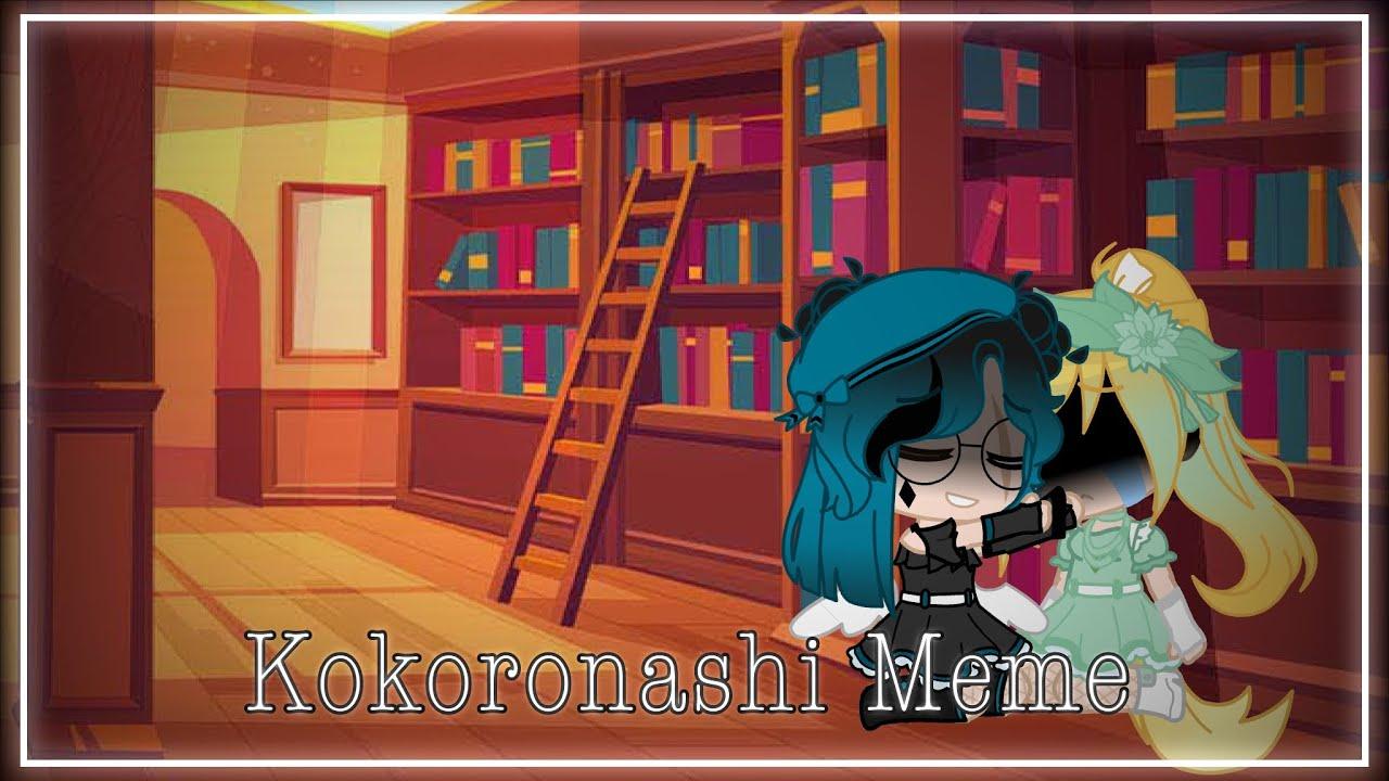 Kokoronashi • Gacha Meme • Ft. Cookie and Queen Juniper • Read desc