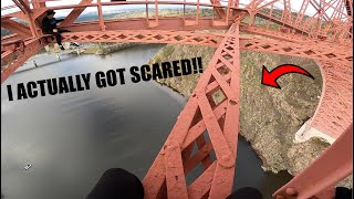 I ACTUALLY GOT SCARED.. THIS WAS VERY SKETCHY!!
