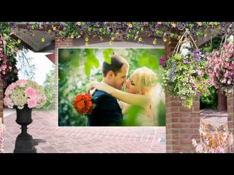 ProShow Producer version 4 Style - Wedding Album Sweetness of Narure