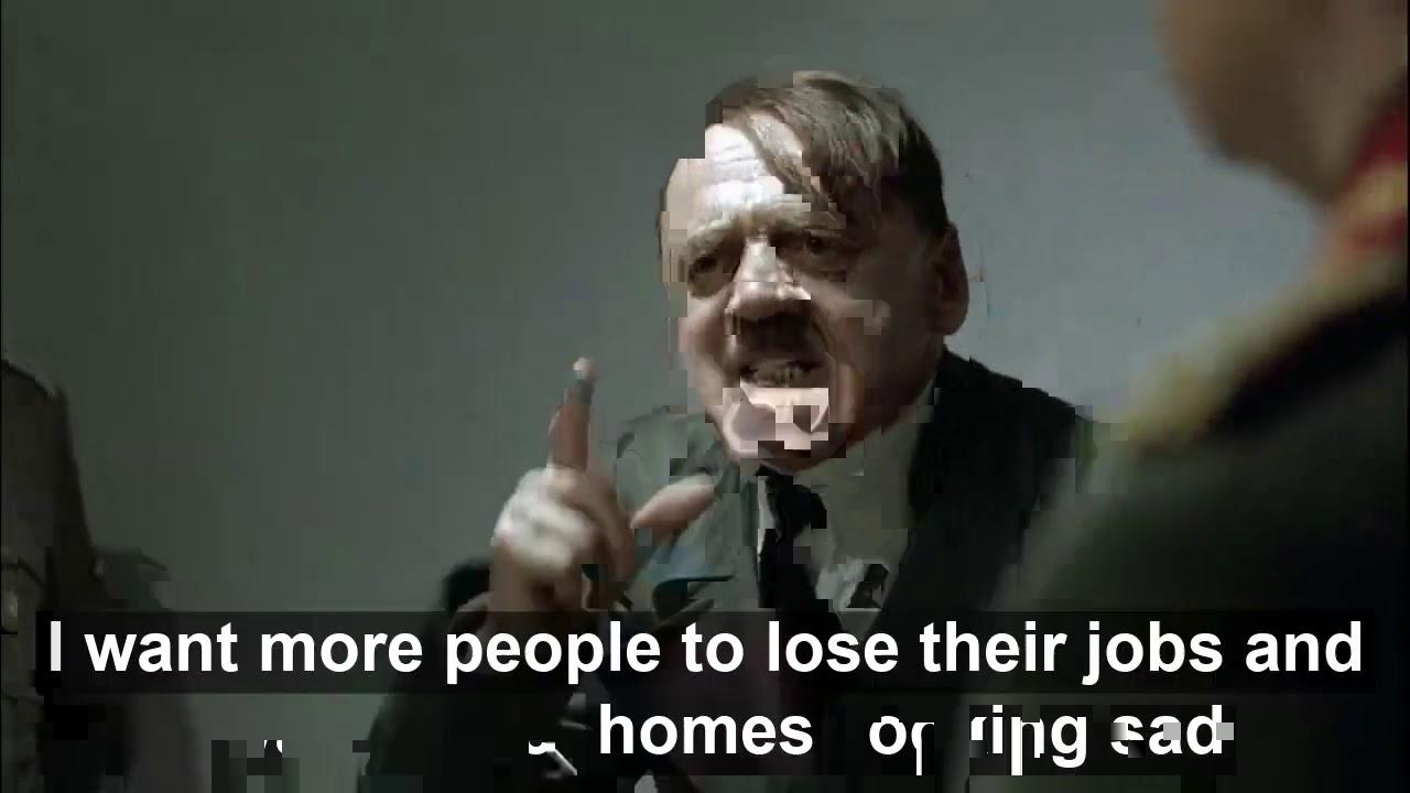 Hitler's Covid-19 lockdown