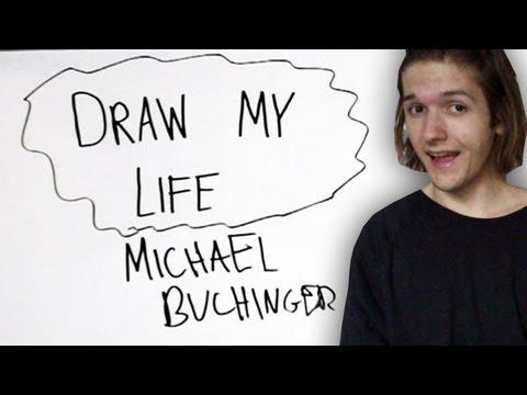 DRAW MY LIFE: MICHAEL BUCHINGER