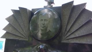 . Москва. Могила криминального авторитета Сильвестра на Хованском кладбище