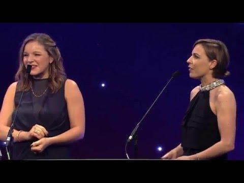 Elizabeth Thompson - Autosport Williams Engineer  Of The Future Award - Autosport Awards 2015