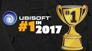 Ubisoft #1 in 2017! - The Know Game News