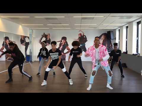 Afro Vibes Crew training   Djsleyabove - Vem Ca