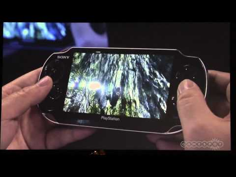 Sony Next Generation Portable (NGP) Tokyo Press Conference