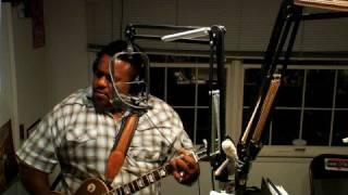 Larry McCray live in WMMQ Studio - Broken Promise