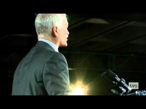 Election Night 2011: Remembering Jack Layton
