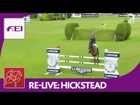 Re-live - Queen Elizabeth II Cup - Longines International Royal Horse Show (CSIO5*)