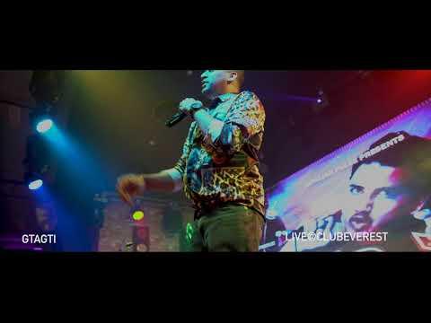 GTAGTI - PORTRAIT LIVE At Club Everest Dubai