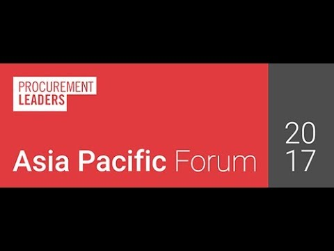 Procurement Leaders Asia Pacific Forum 2017 in 30 seconds