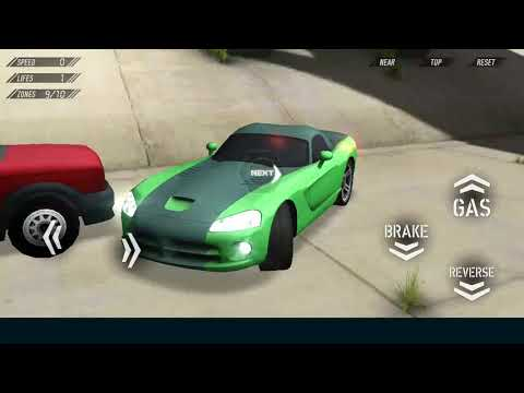 CAR PARKING RELOADED 3D ANDROID GAME PLAY