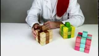 Magnetic Toys From Tegu - Building Presents