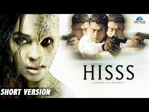 Hisss | Short Version | Mallika Sherawat, Irrfan Khan, Jeff Doucette, Divya Dutta |