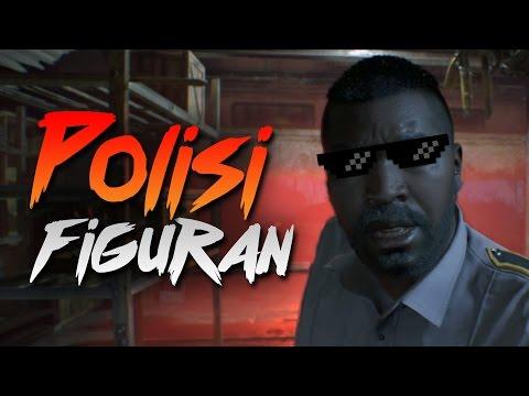 POLISI FIGURAN !! - Resident Evil 7 Biohazard #2